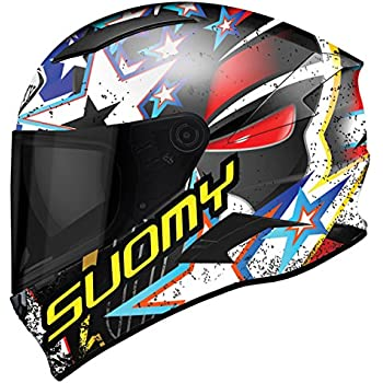 Suomy SpeedStar IWANTU Helmet size Large
