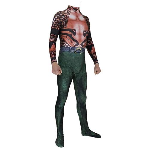 CHXY Aquaman NiñO Adulto Ropa Cosplay Vestido Halloween ...