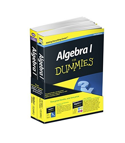 Read Online By Mary Jane Sterling - Algebra I: Learn and Practice 2 Book Bundle with 1 Year Online Ac (2nd Edition) (2014-07-18) [Paperback] PDF