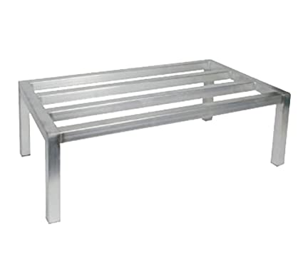 Buy Winco Aluminum Dunnage Rack 20 X 69 X 12 Inch Online At Low Prices In India Amazon In