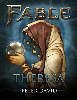 book cover of Theresa