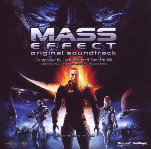 Price comparison product image Mass Effect Original Game Soundtrack