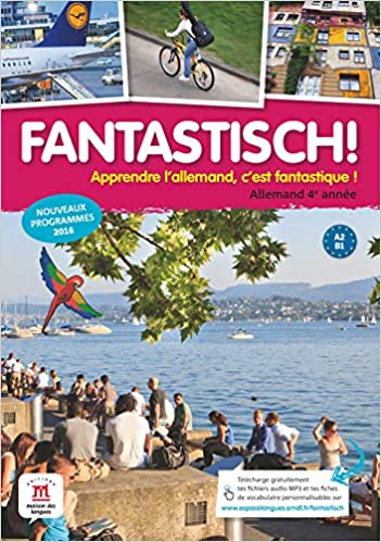 Allemand 4e Annee A2 B1 Fantastisch Amazon Fr Collectif