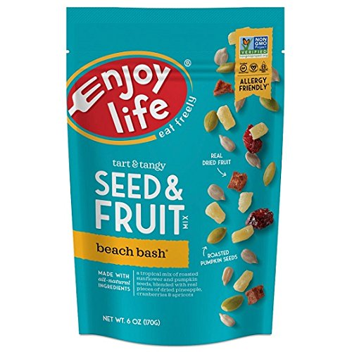 uit Mix, Soy free, Nut free, Gluten free, Dairy free, Non GMO, Vegan, Beach Bash, 6 Ounce Bag ()