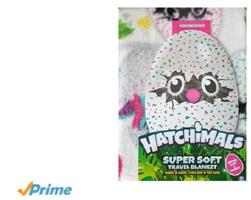 Best Horror Themed Costumes (Best Seller Hatchimals Feel the EGG-citement! Silky Soft Throw 40 in x 50 in)