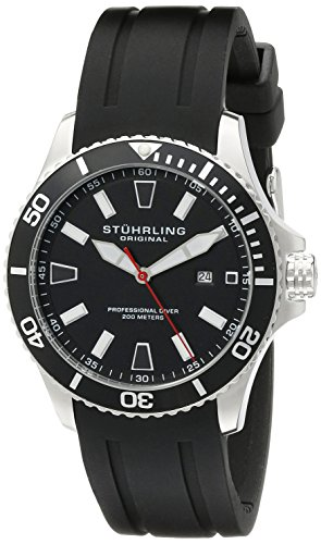 stuhrling-original-aquadiver-regatta-mens-black-watch-quartz-analog-swim-sports-watch-black-dial-dat