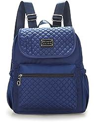 veriya Women Nylon Shoulder Bags, Lightweight Waterproof Casual Travel School Backpack Rucksack Student Schoolbag...