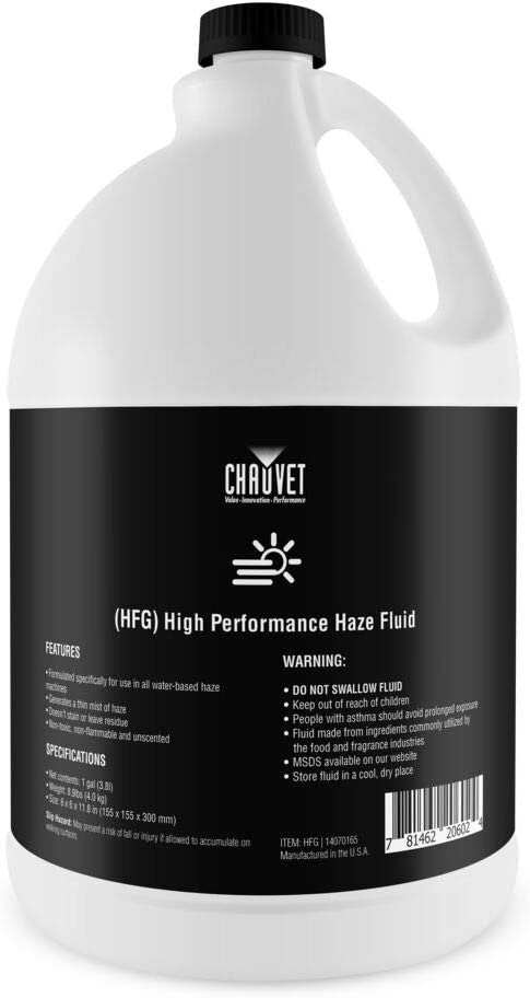CHAUVET DJ High Performance Haze Fluid (HFG)