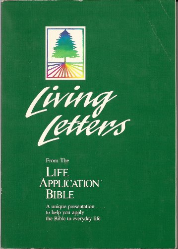 Living Letters From the Life Application Bible (Romans - Revelation) (Life Application (Red Sansa View)