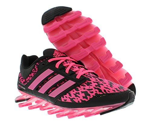 Adidas Springblade Drive W zapatos corrientes de tamaño 6 Pink