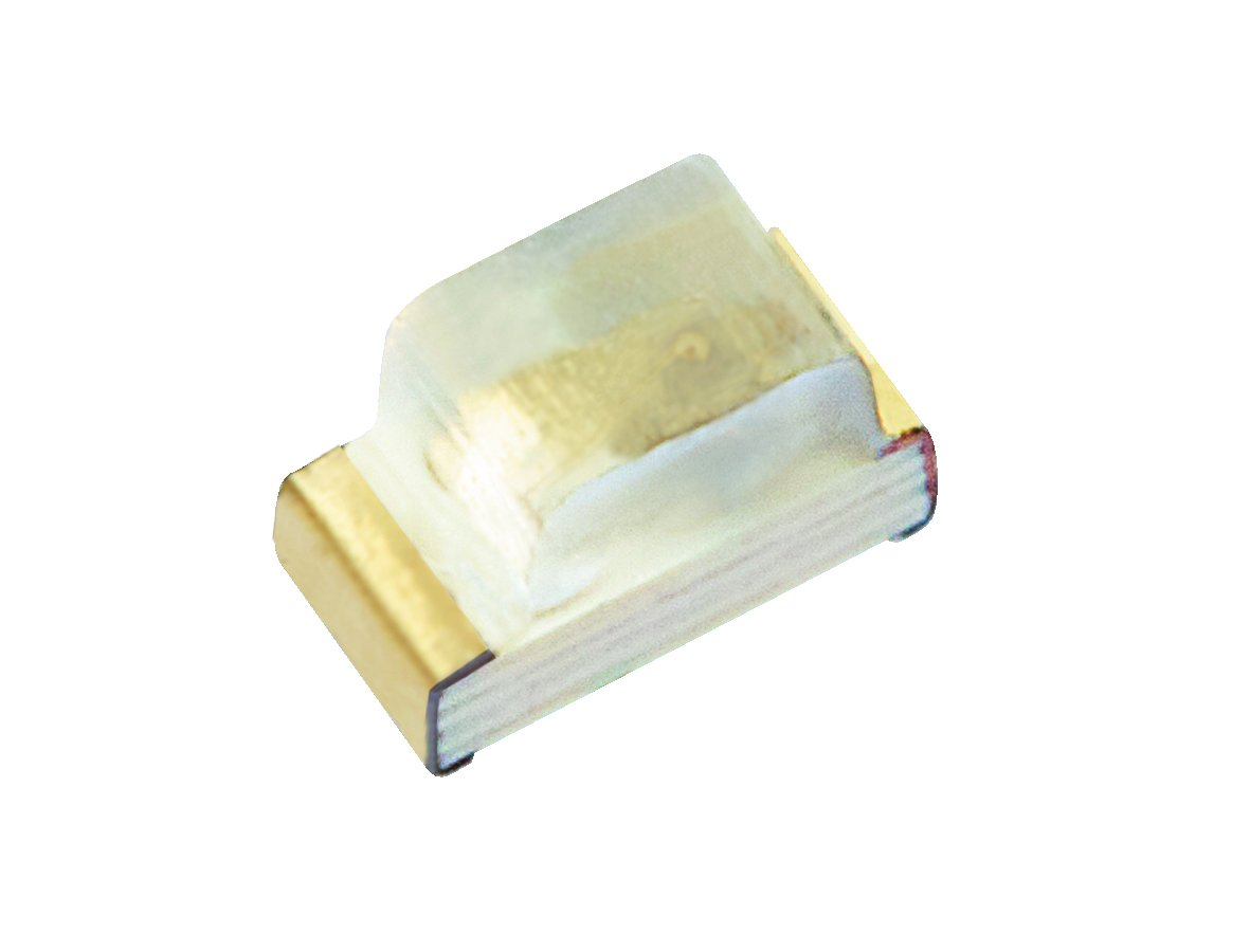 Kingbright Kp-1608 F3 C infrarouge diodes Électroluminescentes, 1,6 mm x 0.8 mm, (lot de 2000) 6 mm x 0.8 mm Kingbright Electronic Co Ltd KP-1608F3C