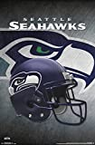 "Trends International Seattle Seahawks Helmet Wall Poster 22.375"" x 34"""