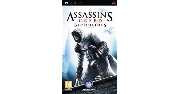 Amazon Com Assassin S Creed Bloodlines Psp Uk Import Video Games