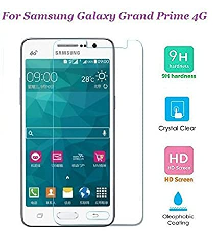 05b942f4e91 M.G.R.J Tempered Glass Screen Protector for Samsung Galaxy Grand Prime 4G SM -G531F
