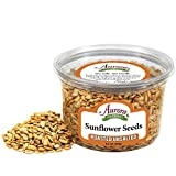 Aurora Natural Products Roasted Unsalted Sunflower Seeds, 9.5 Ounce (Pack of 12)