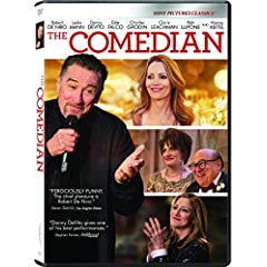 THE COMEDIAN Starring Robert De Niro debuts on Blu-ray, DVD and Digital May 2 from Sony Pictures