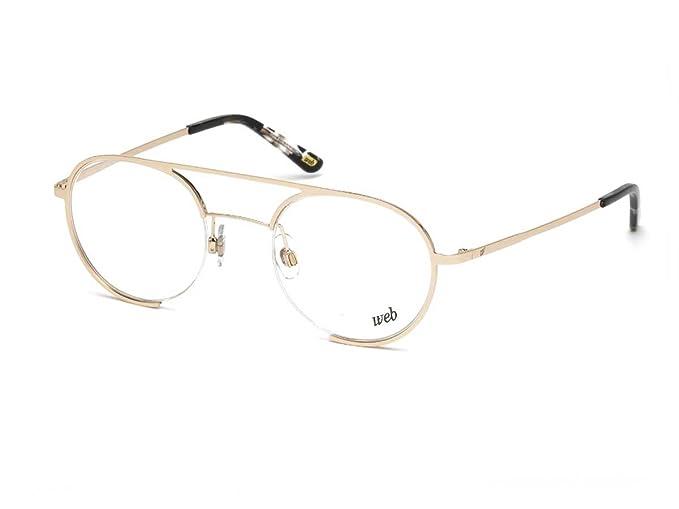 Web WE5237 Gafas de Sol, Dorado (Oro Rosã Lucido), 49.0 ...