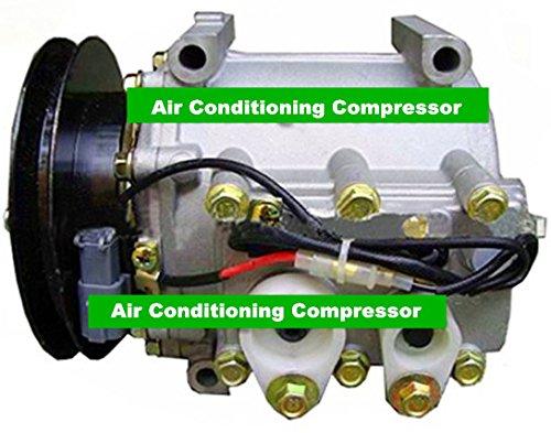 GOWE Air Conditioning Compressor for car Mitsubishi Rosa Bus 2002-2007 MK624683 MK623684 MK62AKC200A251B AKC011H258V (Rosa 2002)