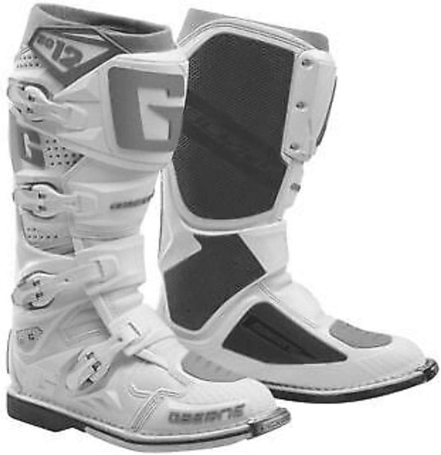 White Gaerne Mens SG-12 Motocross Boots Mens Size 7