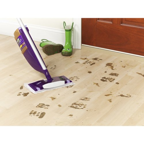 Swiffer Wetjet Solution Spray Mop Kitchen Floor Cleaner