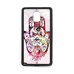 DIY Durable Hard Case Cover for Samsung Galaxy Note 4 - Hamsa Hand Case Cover