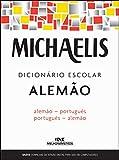capa de Michaelis. Dicionário Escolar Alemão