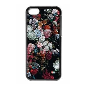 ART & DESIGN iPhone 5C Case Black Yearinspace029704