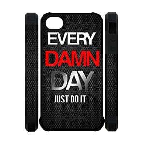 Hard Plastic Cover Case NIKE logo Just Do It For Samsung Galaxy Note 2 Cover