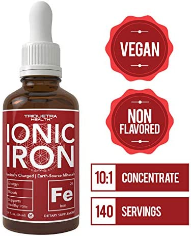 Ionic Liquid Iron Supplement Earth Sourced product image