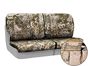 Coverking Rear 50 50 Split Bench Custom Fit Tactical Seat