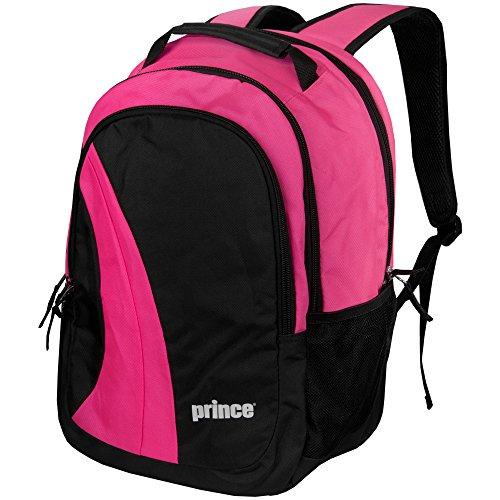Club Backpack (Black/Pink)