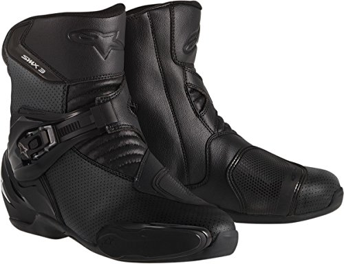 Vented Motorcycle Boots - 3