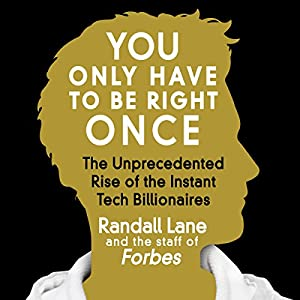 You Only Have to Be Right Once Audiobook