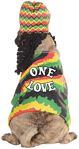 Rubie's Pet Costume, Large, Rasta Dog - http://coolthings.us
