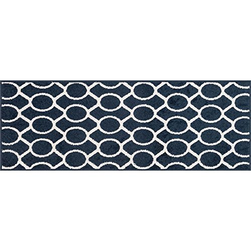 Loloi Rugs, Terrace Collection - Navy / Ivory Area Rug, 1'8