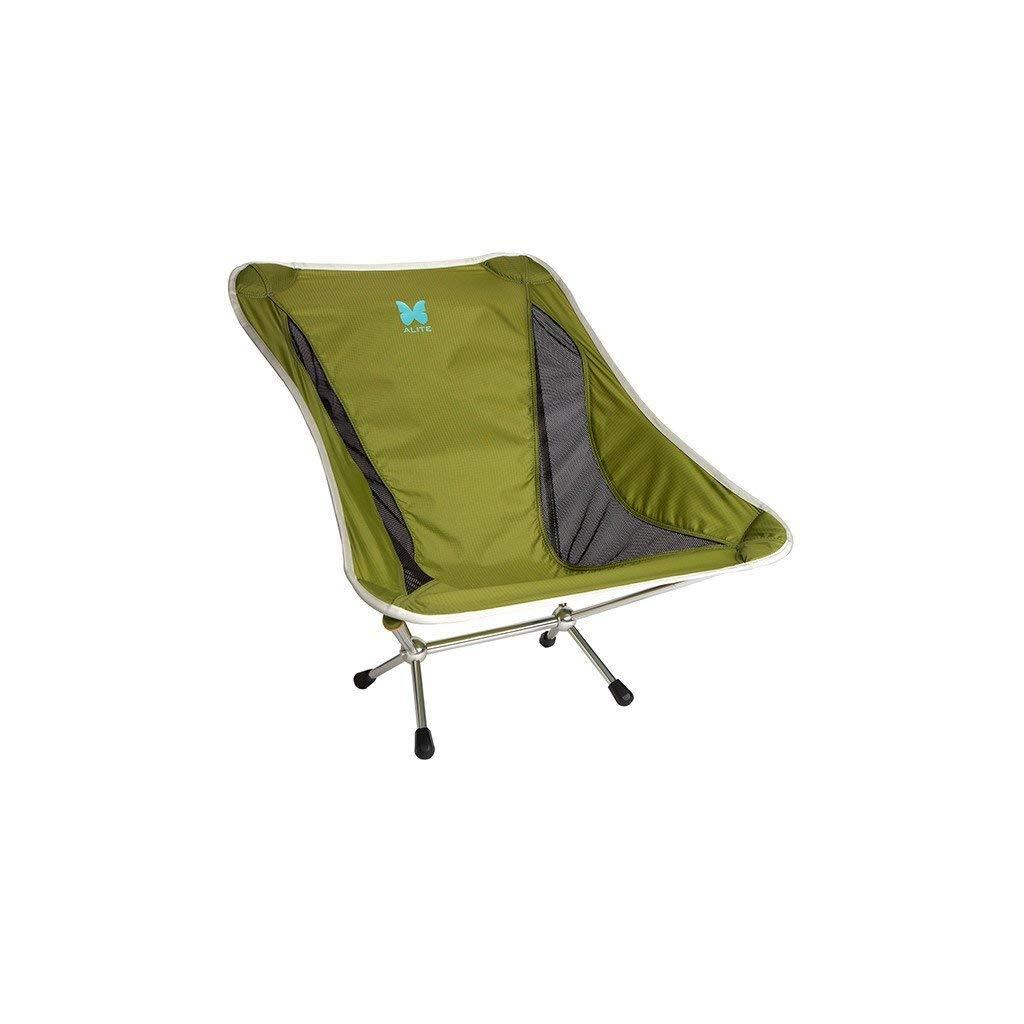 ALITE(エーライト) Mantis Chair マンティスチェア 折りたたみ式キャンプチェア [並行輸入品]  グリーン(Presidio Green) B07QDG5CWB