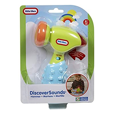 Little Tikes DiscoverSounds Hammer: Toys & Games