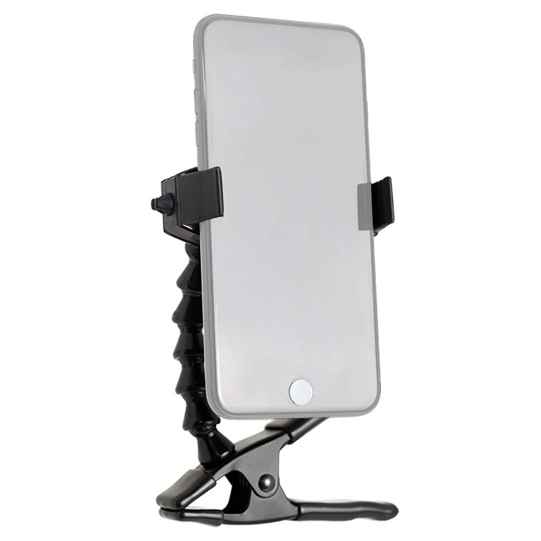 Stage Ninja Smart Phone Clamp - Retail Packaging - Black by Stage Ninja