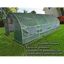 Quictent GM1306 Portable Greenhouse 20'x10'x6'