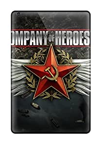 CaseyKBrown Scratch-free Phone Case For Ipad Mini/mini 2- Retail Packaging - Company Of Heroes 2 Video Game