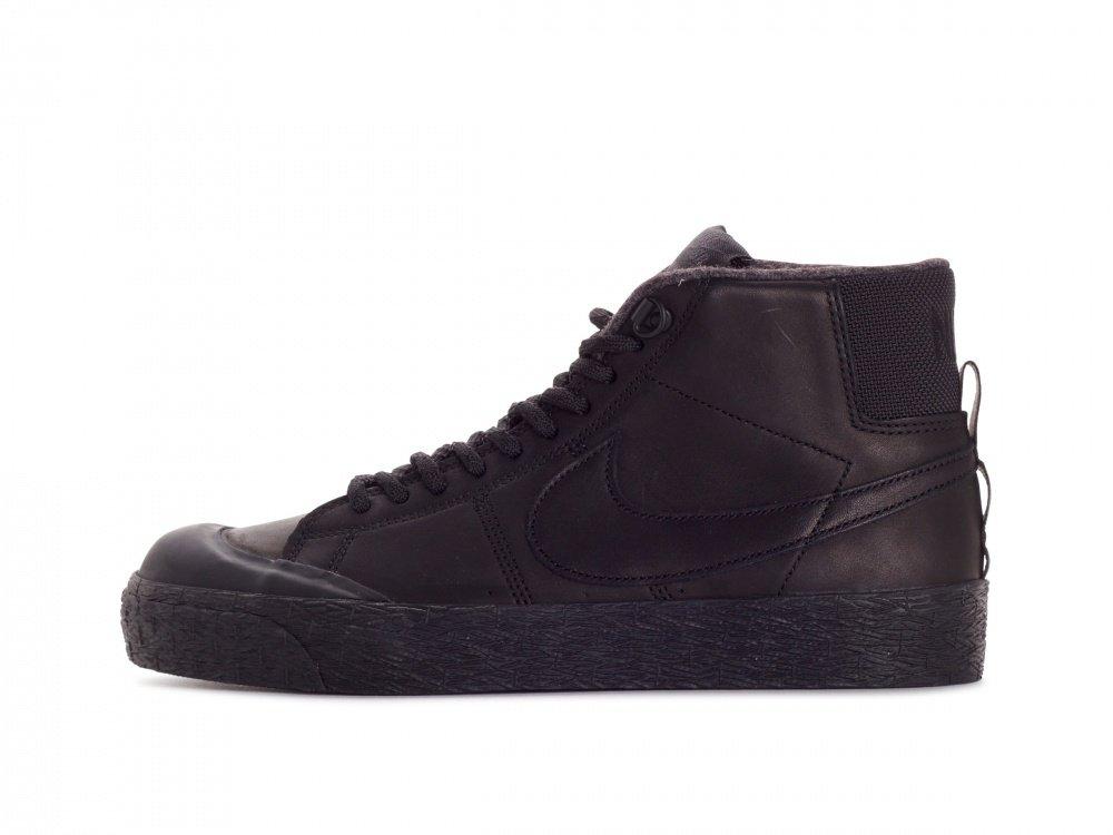 size 40 b2c7e 60df1 Nike SB Blazer Zoom M XT BOTA Mens Fashion-Sneakers AA4100-001_9 -  Black/Black-Anthracite