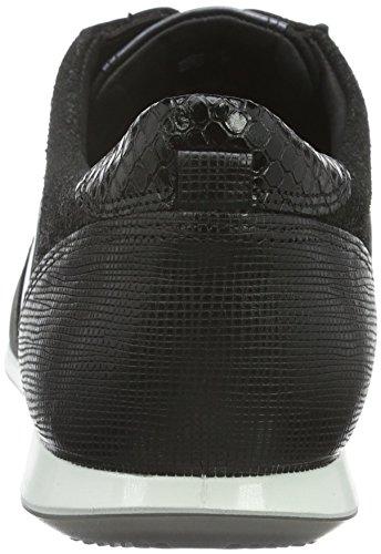 Tennis Ecco Donne Nero Basso A Nero Scarpe nero Tocco top Delle Da Black56119 Nero XqpwFw
