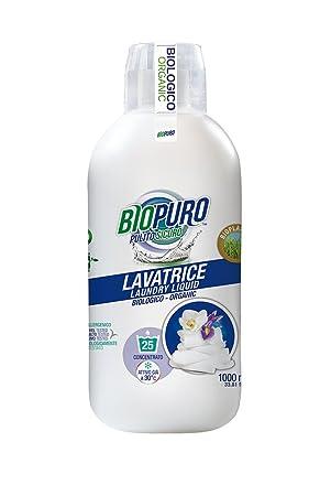 Biopuro Detergente Concentrado para Lavadora - 3 unidades de 1 kg ...