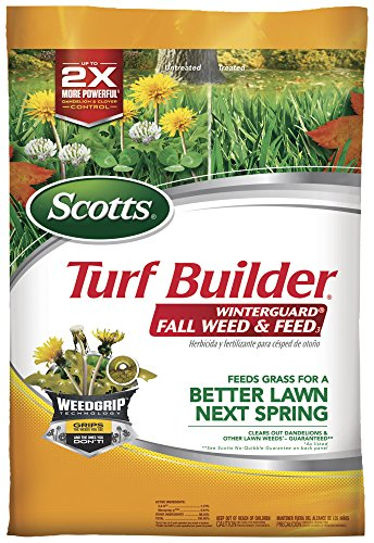 Scotts Turf Builder Winterguard Fall Weed & Feed 3, 15 Sq', 42.87 lbs