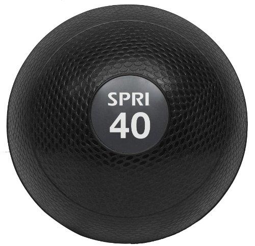 SPRI Dead Weight Slam Medicine Ball, 40-Pound