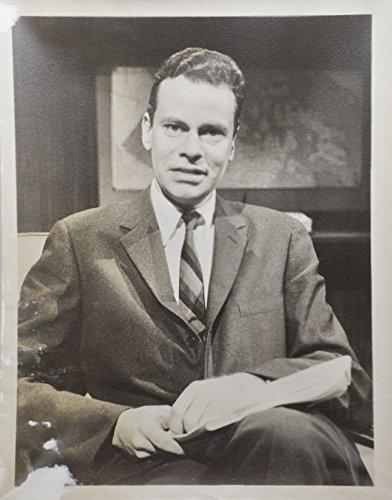 1959 - Charles Van Doren - Vintage 8x10 Photo - Today Show / - Kaleidoscope Promotions