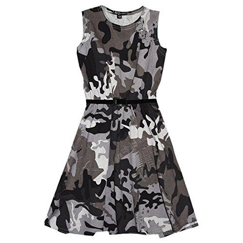 A2Z 4 Kids® Girls Skater Dress Kids Designer's