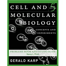 Study Guide to accompany Cell and Molecular Biology: Concepts and Experiments, Fifth Edition