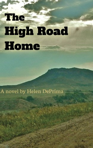 book cover of The High Road Home