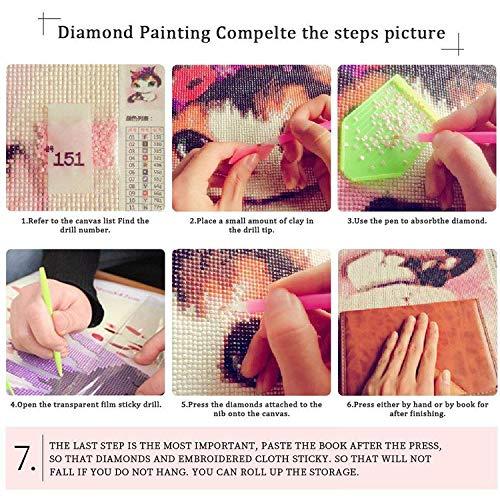 Winnie The Pooh 17.7/×11.8 inch 5D DIY Diamond Painting Kits Full Drill Diamond Embroidery
